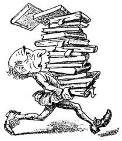 Books!  Books!