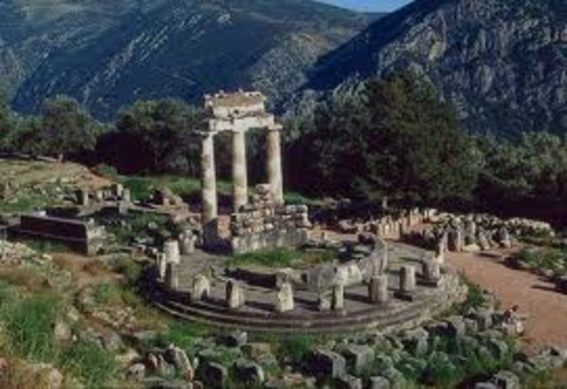 The Oracle of Delphi Founded Year 1400