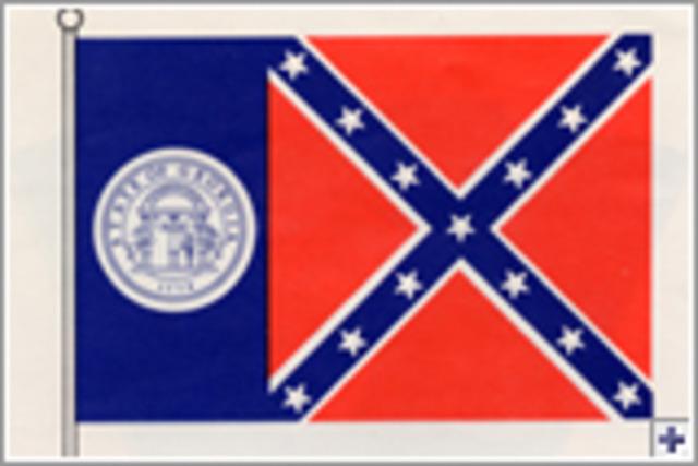 Change to Georgia's State Flag 1