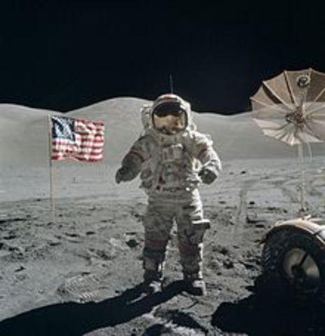 Apollo XVII Launched