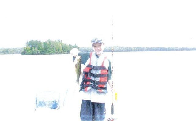 First Time Musky Fishing