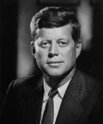 John F. Kennedy assassinated