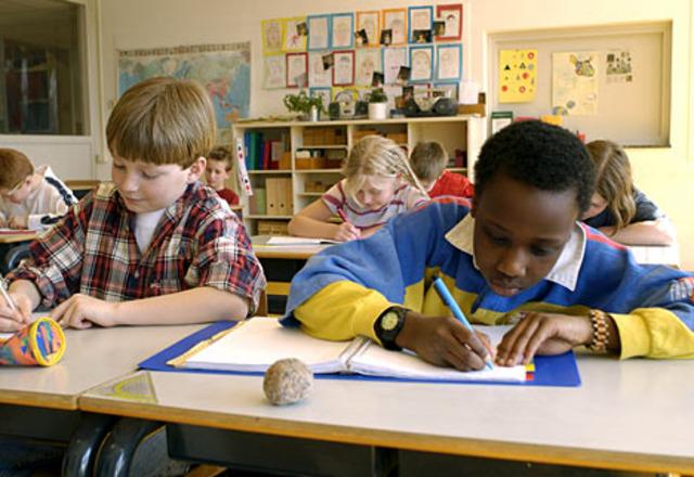 all GA schools integrated