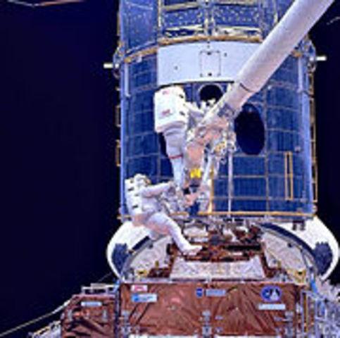 Hubble Repair Mission Successful