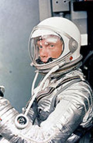 Glenn Returns to Space