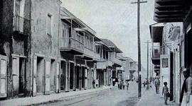 Arquitectura Art-deco en Republica Dominicana 1920-1940 timeline