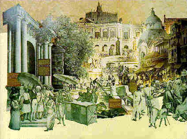 Britain colonzes India 1857-1947