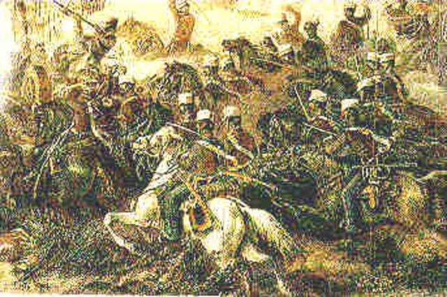 Mutiny of 1857