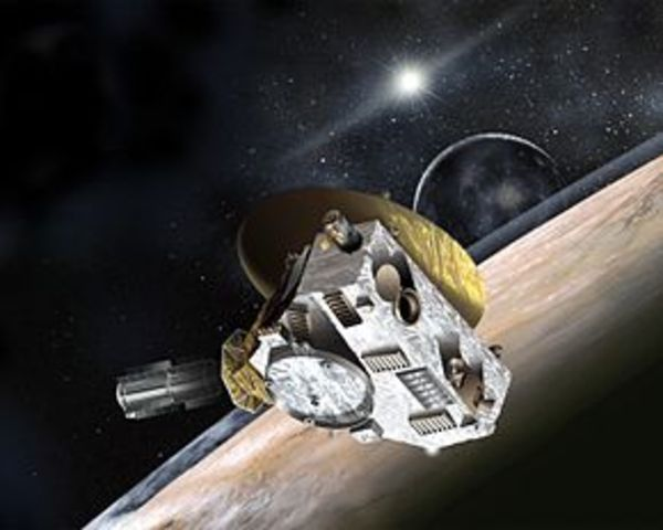 New Horizons Spacecraft Launched