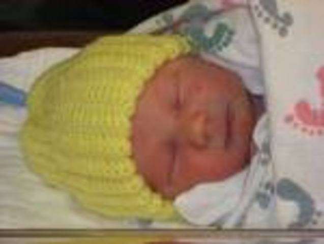 Amanda was born