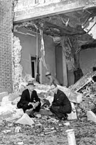 Hebrew Benevolent Congregation Bombing in Atlanta