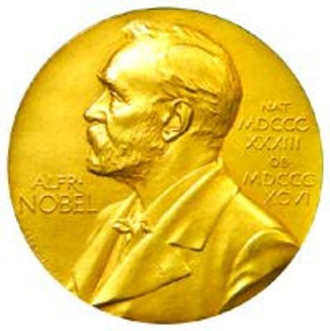Scientist Wins Noble Prize