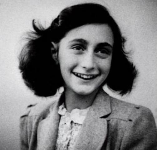 Ann Frank and her family was found