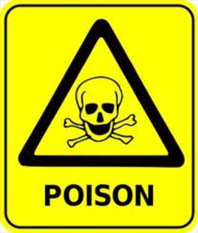 Poison leak in Bhopal India