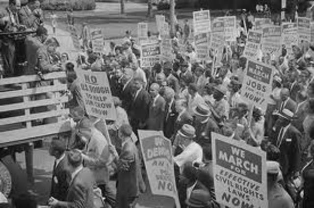 March on Wachington DC