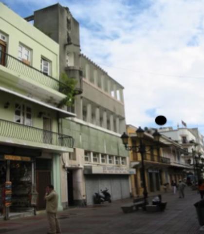 La Casa Plavime, Leo Pou Ricart y José Antonio Caro Alvarez, 1936. La Casa Plavime se ubica en la calle El Conde.