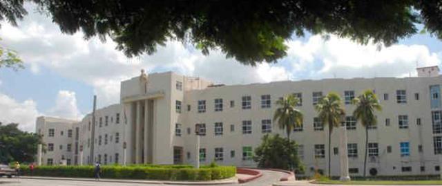 Hospital maternidad obrera,Cuba