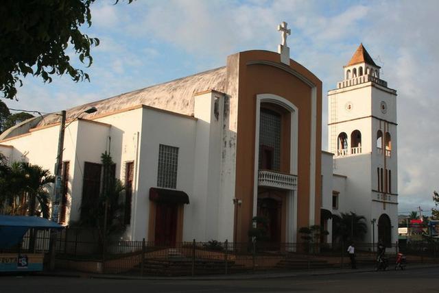 Iglesia Inmaculada Concepción de Cotui