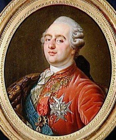 Louis XVI Arrested