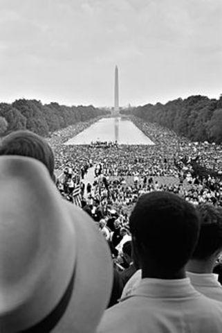 The March on Washington 1