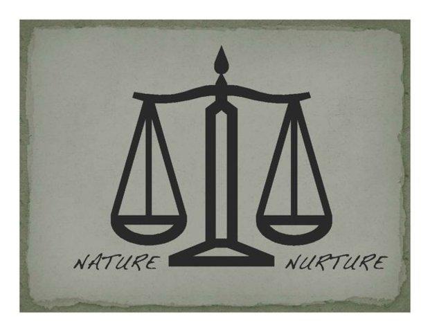 The Nature vs Nuture Debate
