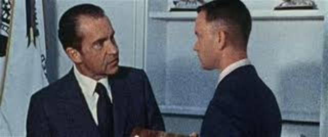 Watergate incident