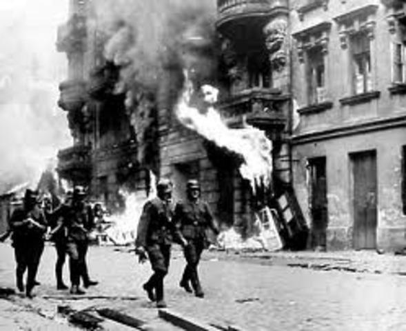 Bombardeos masivos sobre las ciudades alemanas
