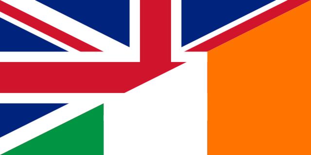 Union mellem Irland og England oprettes