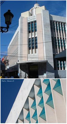 Edificio Saviñón