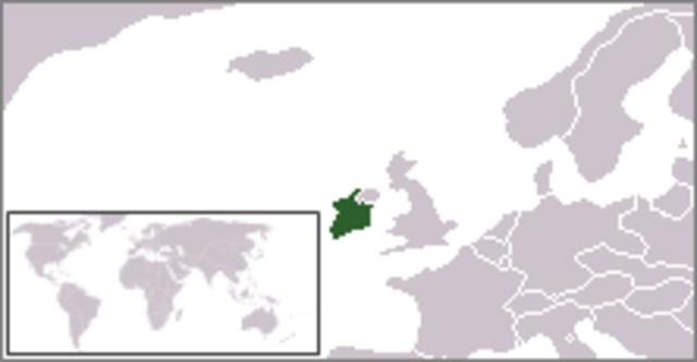 Den Irske Fristat.