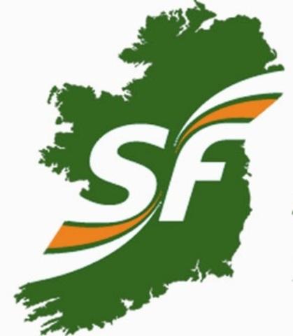Sinn Fein vinder jordskredsvalg.
