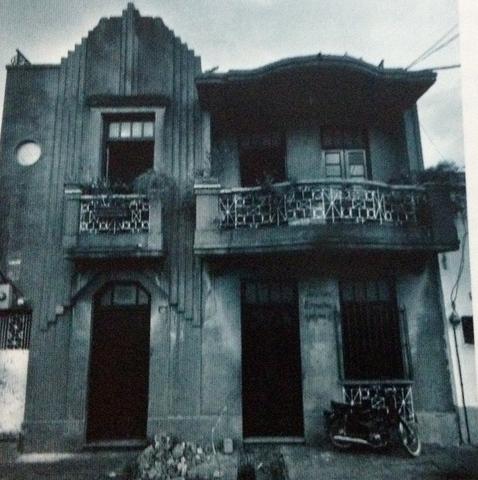 Edificio Gómez Murolo, Ciudad colonial
