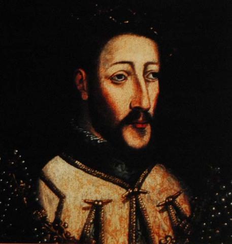 James V of Scotland dies
