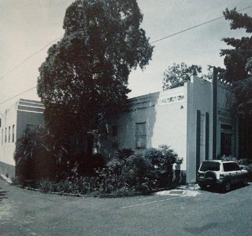 Centro de Rehabilitacion Profesional, Gazcue