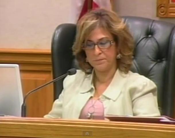 Presas-Garcia votes.