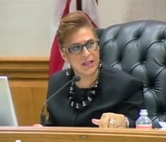 Presas-Garcia Denies Conflict.