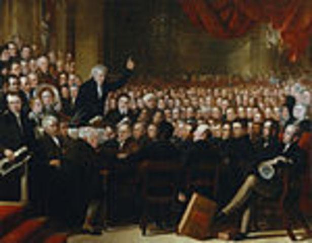 O'Conells Krav om unionen ophævelse