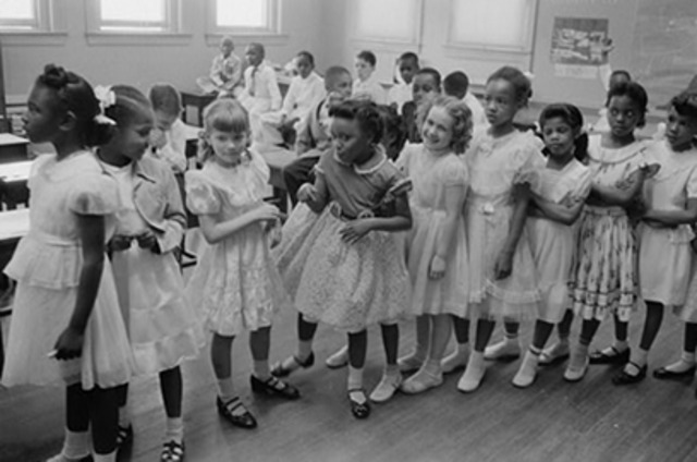 Integration of All Georgia Schools