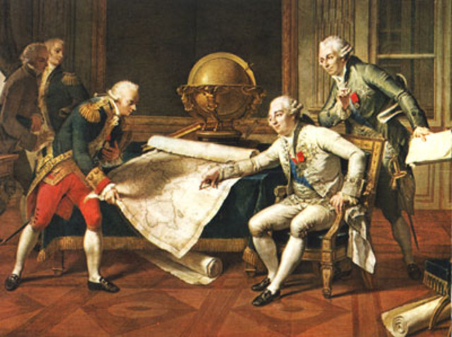 The War of American Independan