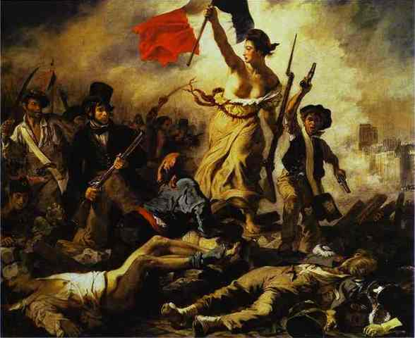 The July Revolution of 1830 Leads to the Overthrow of the French Monarchy