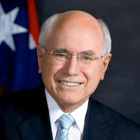 John Howard is elected