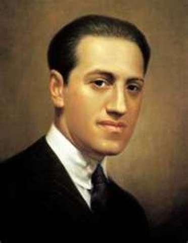 George Gershwin (birth)