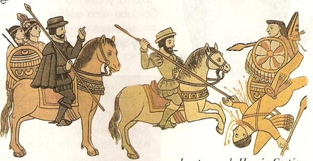 Cortes regresa a Tenochtitlan