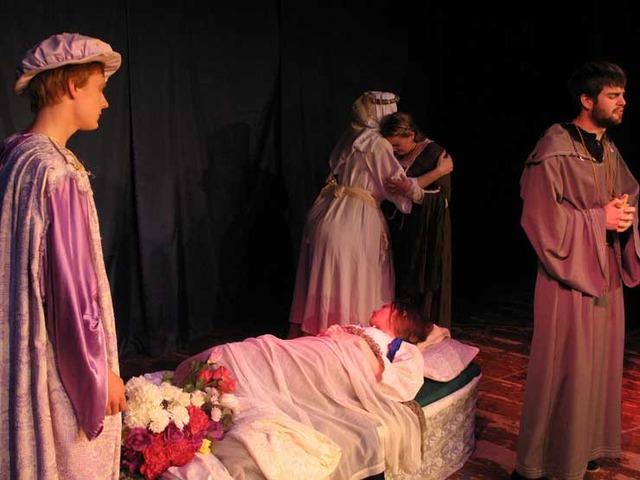 Act five, Scene one