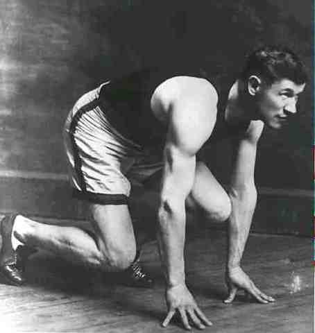 Jim Thorpe Wins Two Gold Medals