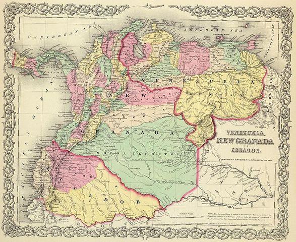 Primera República de Colombia