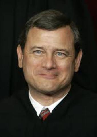 The courts descion