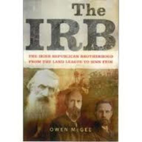 IRB oprettes i Dublin.