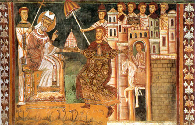 Valla: Donation of Constantine