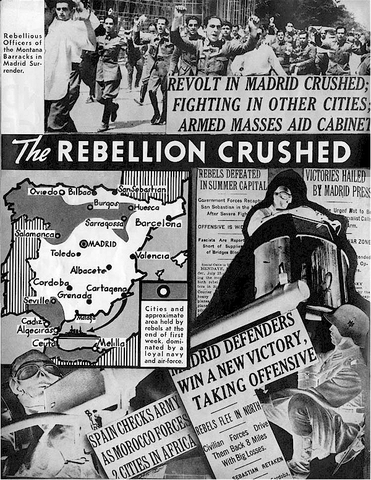 Spanish Civil War End